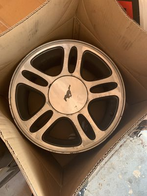 Mustang GT rims 17inch for Sale in San Diego, CA