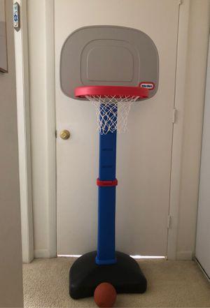 Little Tikes Basketball Set for Sale in Pompano Beach, FL