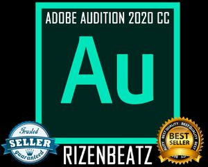 Audition 2020 CC for Windows 7, 8, & 10 for Sale in Weslaco, TX