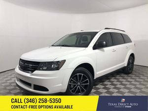 2018 Dodge Journey for Sale in Stafford, TX