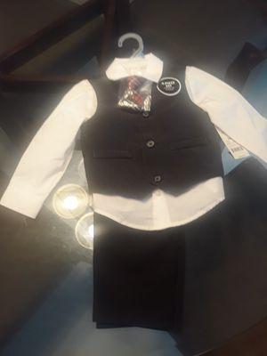 24 month boy dress outfit for Sale in Belleville, MI