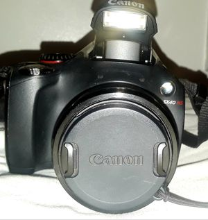 Canon Powershot Sx40 HS 12.1 Mega pixels Full Hd for Sale in Grand Rapids, MI