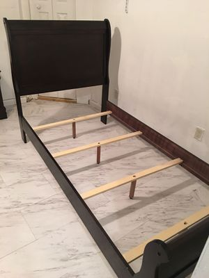 Twin size bed frame for Sale in Evans, GA