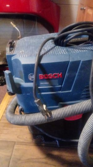 Bosch hepa ready vac 9gl for Sale in Seattle, WA