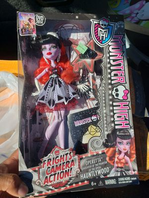 Monster high and forever high for Sale in Camden, DE