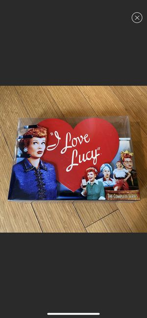 """DVD Complete series - """"I Love Lucy"""" for Sale in Washington, DC"""
