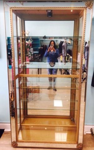 All Glass Curio for Sale in Oxon Hill, MD