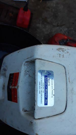 Outboard motor johnson 6hp 2 stroke for Sale in Federal Way, WA