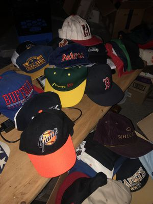 Vintage old hats caps for Sale in Buffalo, NY