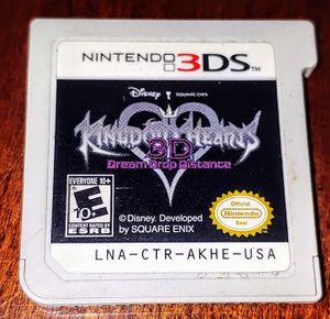 NINTENDO 3DS KINGDOM HEARTS DREAM DROP 100%💥💥 for Sale in Escondido, CA