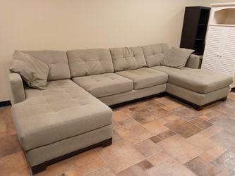 Arhaus sectional sofa for Sale in O'Fallon,  MO