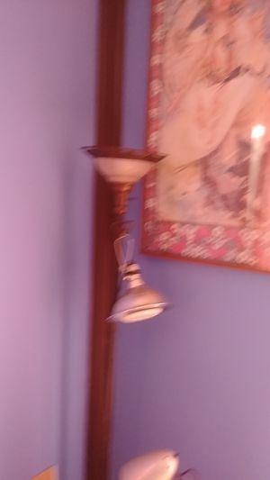 Vintage floor lamp for Sale in Palmyra, NJ