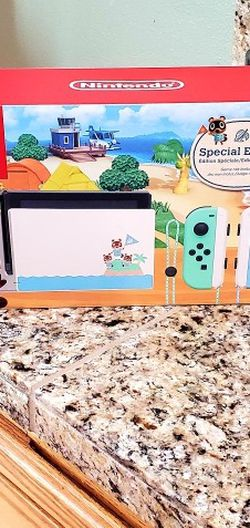 (PENDING PICKUP) New Animal Crossing Nintendo Switch for Sale in Sherwood,  OR