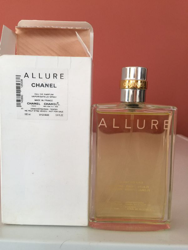 Authentic ALLURE Chanel 100 ml for women