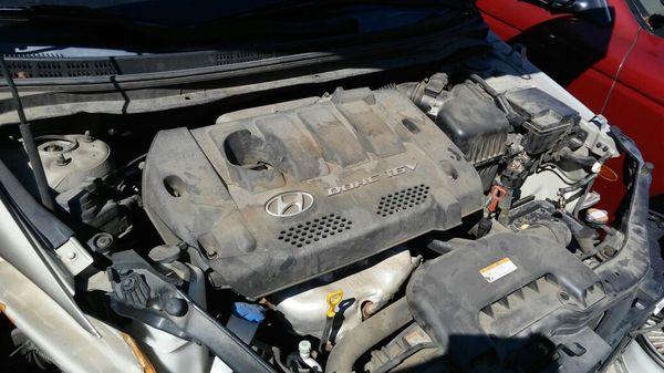 Hyundai Elantra 07 135xxx