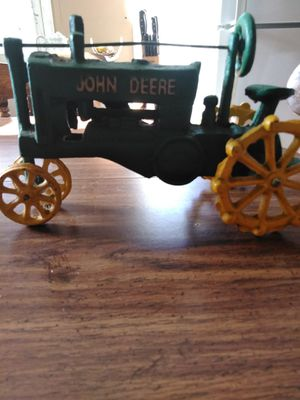 Cast iron John deere tractor for Sale in West Newton, PA