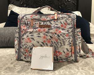 JuJuBe B.F.F. Backpack Diaper Bag Sakura Swirl-Rose Gold Collection for Sale in Lakeside, CA