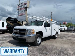 2007 Chevrolet Silverado 2500HD for Sale in St.Petersburg, FL