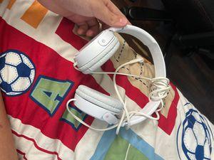 SONY white headphones for Sale in Glendale, AZ