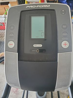 Pro-Form Elliptical for Sale in Humble, TX