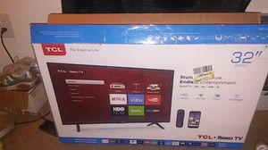TCL Roku. Smart t.v. for Sale in NORTH PRINCE GEORGE, VA