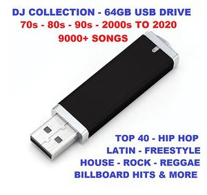 USB Flash Drive DJ Collection 64GB - 70s 80s 90s 2000 To 2020! for Sale in Garfield, NJ