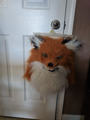 Halloween Fox mask for Sale in El Mirage, AZ