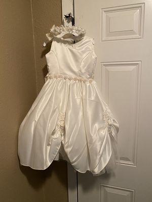 Flower girl/ Christening dress for Sale in Austin, TX