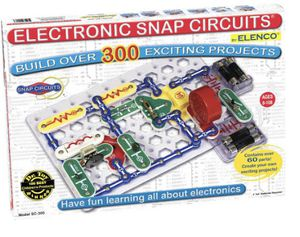 Elenco Electronics SC300 Snap Circuits Set for Sale in Dublin, OH