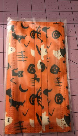 $1.00 Each | Disposable Face Mask Halloween 🎃 for Sale in Stanton, CA