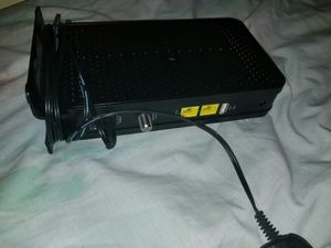 Comcast internet wireless modem for Sale in Chicago, IL