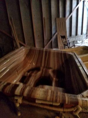 Fiberglass Hot Tub Shell for Sale in Deer Park, TX