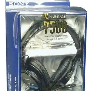 Brand new, sealed Sony MDR7506 professional headphones for Sale in Alameda, CA