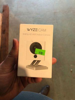 WYZE cam- White for Sale in Olympia, WA