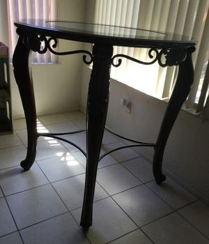 Bar stool high table for Sale in Stockton, CA