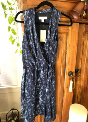 Blue Michael Kors dress with tag size 4 for Sale in San Diego, CA
