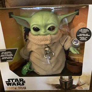 Baby Yoda The Child Figure for Sale in Greenville, WI