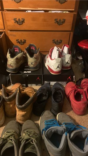 Jordan's Nike and timberlands and uggs for Sale in Nashville, TN