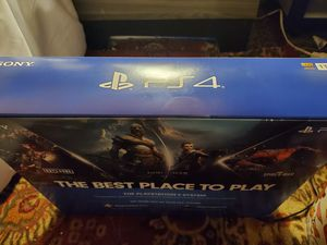BRAND NEW PS4 SLIM FULLY SEALED NEVER USED. for Sale in Bonita, CA