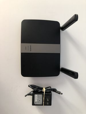 Linksys EA6350 router and Arris surfboard Sb6141 modem for Sale in Romeoville, IL