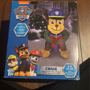 Paw Patrol Inflatable for Sale in Los Angeles, CA