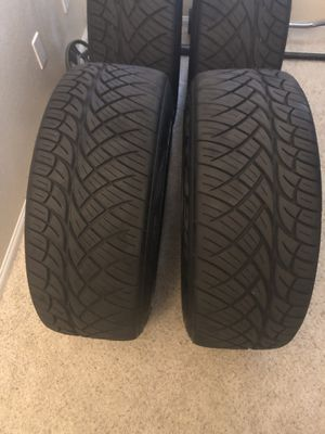 """RIMS 20"""" FERRADA FR2 & NITTO Tires $1500 for Sale in San Diego, CA"""
