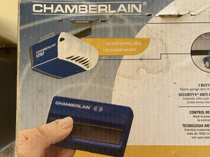 Chamberlain garage door/home access system for Sale in San Diego, CA