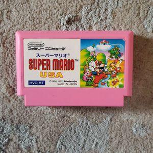 Super Mario USA FAMICOM NES Mario Bros 2 Japan Japanese for Sale in Long Beach, CA