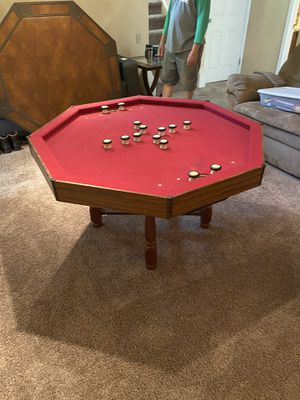 Bumper pool/poker table for Sale in Arvada, CO