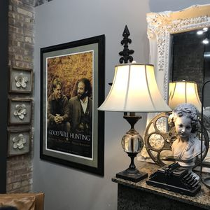 PAIR of Restoration Hardware Table Lamps x 2 for Sale in Chicago, IL