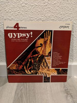 Vinyl- Werner Muller and his orchestra- Gypsy for Sale in Seattle, WA