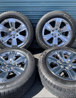 Gmc Sierra 1500 SLT Factory Wheels for Sale in Fontana, CA