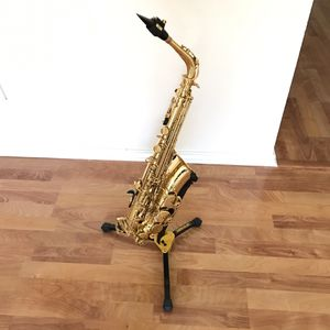Yamaha YAS-62II Professional Alto Saxophone for Sale in Garland, TX