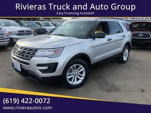 2016 Ford Explorer for Sale in Chula Vista, CA